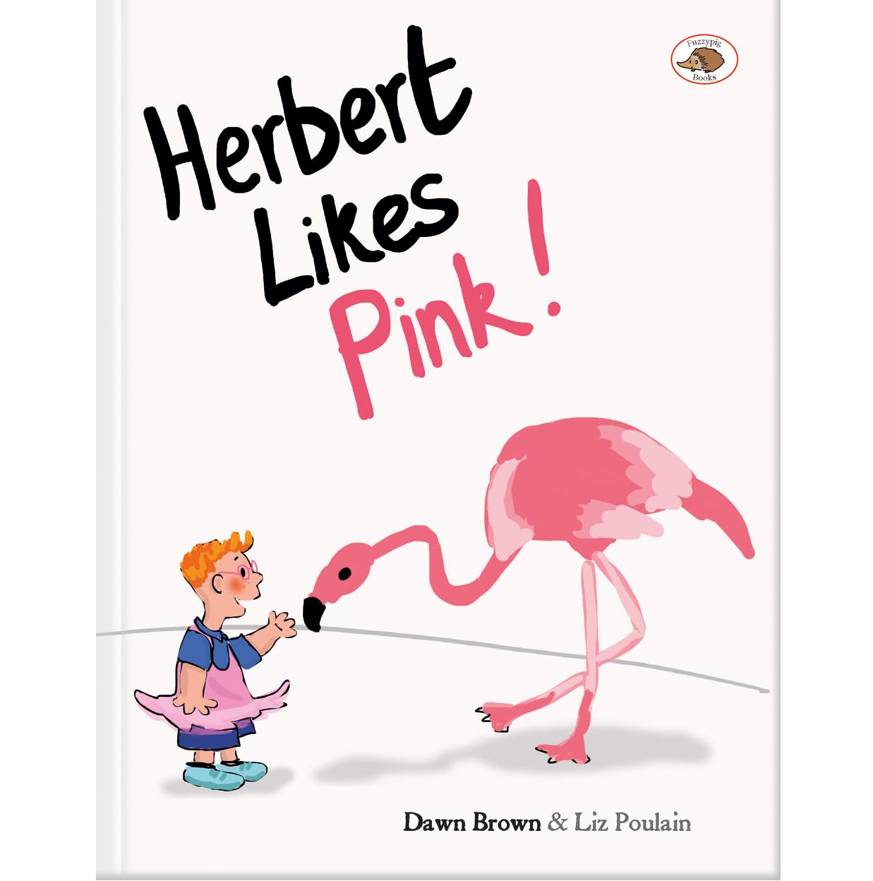 Herbert Likes Pink!